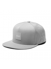 Czapka HUF Box Logo Cool Grey