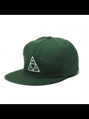 Czapka HUF Triple Triangle Dark Green
