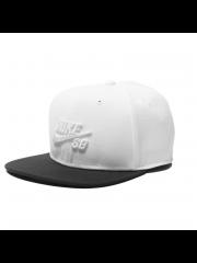 Czapka Nike SB Icon Pro White / Black