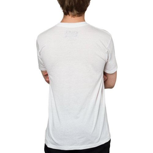Koszulka Alpinestars Carbon Fieber White
