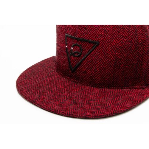 Czapka Quintin Broadway Red
