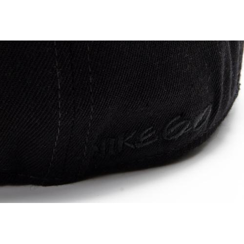 Czapka Nike 6.0 Big Win Swoosh Flex Black