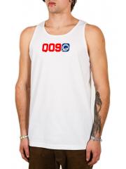 Koszulka Quintin Small Block Tank White