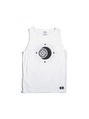 Koszulka Ave Bmx Moonshine Tank Top White