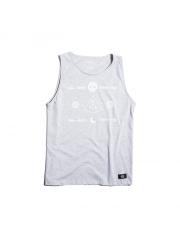 Koszulka Ave Bmx Totem Tank Top Grey