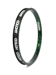 Obręcz Colony Contour Green Storm Limited Edition