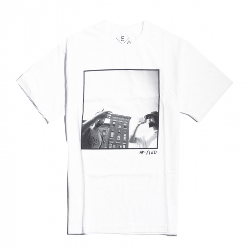 Koszulka A-Bikes x Defgrip White
