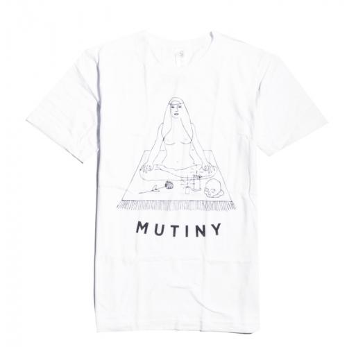 Koszulka Mutiny Ritual White