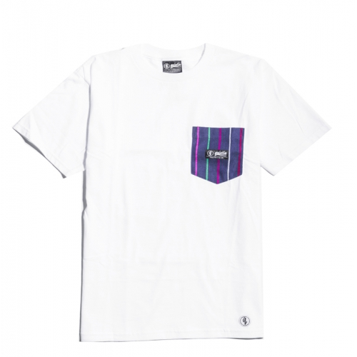 Koszulka Quintin Mexipocket White