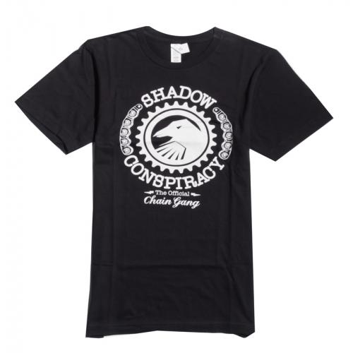Koszulka Shadow Conspiracy Chain Gang Black