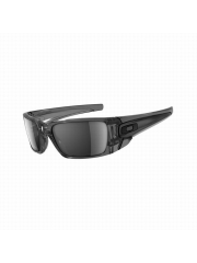 Okulary Oakley Fuel Cell Grey Smoke / Black Iridium