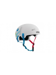 Kask TSG Evolution Pro Design Timo Pritzel Smoke White