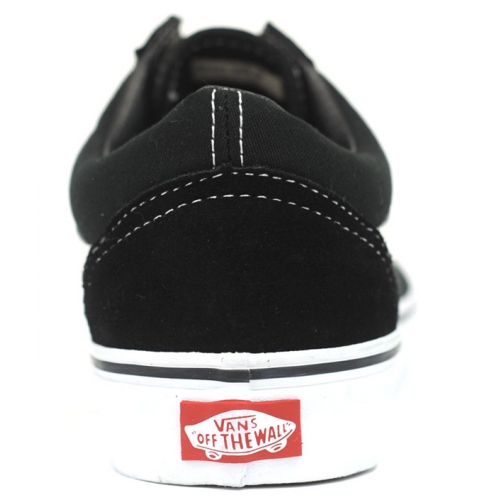 Buty Vans Old Skool Black / White