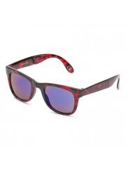 Okulary Vans Foldable Spicoli Transparent High Risk / Red Tortoise