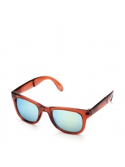 Okulary Vans Foldable Spicoli Transparent Marsala