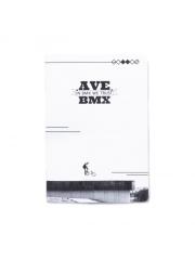 Zeszyt AveBmx Tailwhip 60 Kratka