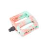 Pedały Odyssey Twisted PC PRO ToothPaste / Bright Red Swirl