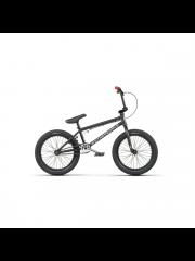 "Rower BMX WTP Curse 2021 Matt Black 18"""