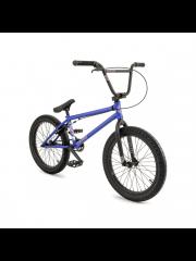 Rower BMX Flybikes Electron 21 Flat Metallic Blue