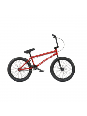 Rower BMX WTP Arcade 2021 Candy Red