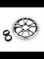 Zębatka Eclat RS Black / Silver
