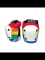Ochraniacze kolan 187 Killer Pads Slim Rainbow