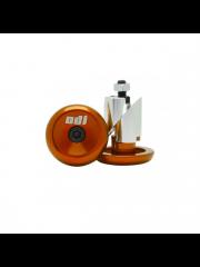 Barendy ODI aluminiowe Orange