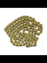 Łańcuch Cult P-121 HalfLink Chrome Gold