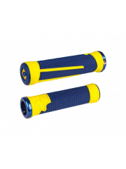 Gripy ODI AG-2 Signature Lock-On Navy / Yellow