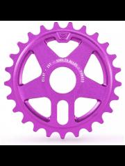 Zębatka Eclat Onyx Sandblast Purple