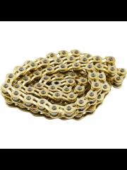 Łańcuch Eclat Stroke Halflink Gold