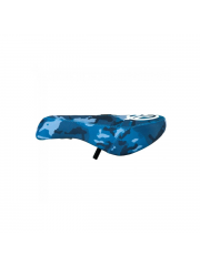 Siodełko Federal Logo Blue Camo