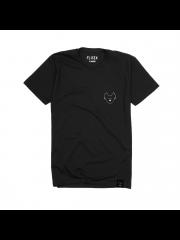 Koszulka Flisek Icon Black