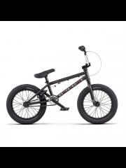 """Rower BMX WTP Seed 16"""" Matt Black 2020"""