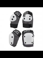 Ochraniacze 187 Killer Pads Combo Pack Grey / Black / White