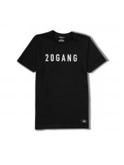 Koszulka Ave Bmx 20GANG Black