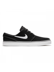 Buty Nike SB Zoom Stefan Janoski Black / White - Thunder Grey - Gum Light Brown