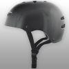 Kask TSG Skate / Bmx Injected Black