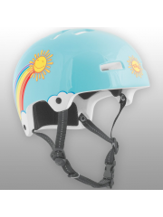 Kask TSG Nipper Maxi Graphic Design Rainbow