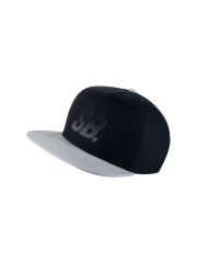 Czapka Nike SB Dry Hat Grey / Black / Dark Grey