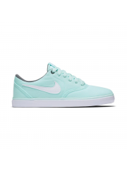 Buty WOMANS Nike SB Check Solarsoft Canvas Teal Tint White Cool Grey