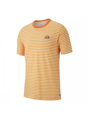 Koszulka Nike SB Stripe White / Cinder Orange / White