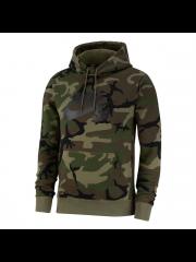 Bluza Nike SB Icon H Medium Olive / Medium Olive / Black Hoodie