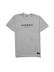Koszulka Ave Bmx AVEON Grey