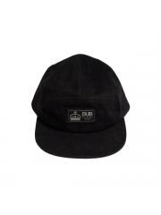 Czapka DUB Brow 5-Panel Black
