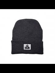 Czapka zimowa DUB Emblem Grey