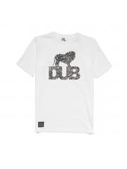 Koszulka DUB Splatter White