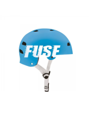 Kask Fuse Alpha Icon Matt Cyan
