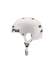 Kask Fuse Alpha Icon Glossy White