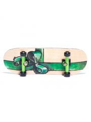 Fingerboard Grand Fingers Green Ribbon